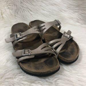 Birkenstock Birki's Moorea Rhinestone Sandals